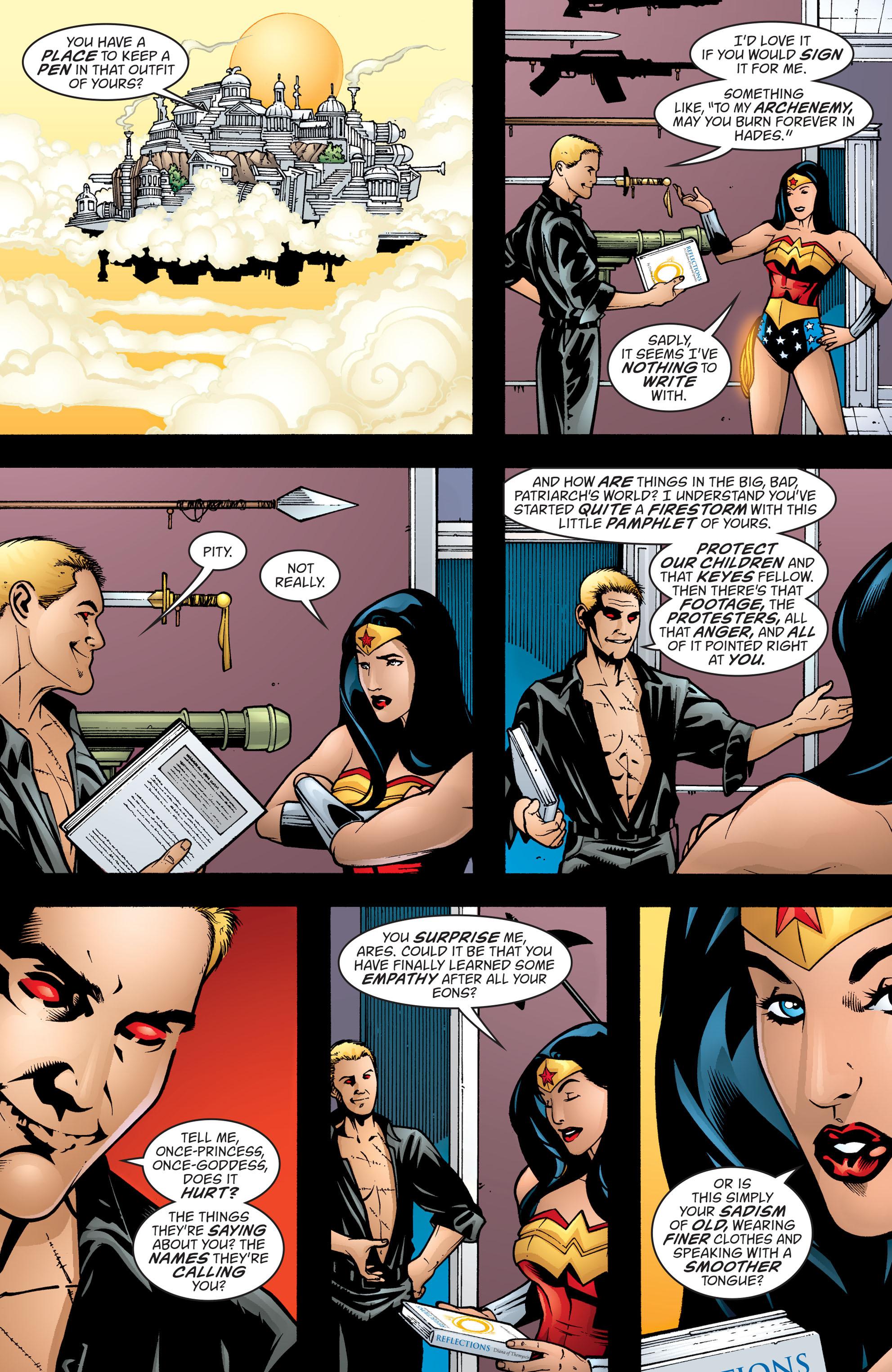 Read online Wonder Woman (1987) comic -  Issue #199 - 12