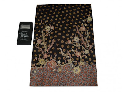 Batik Indigo di situs belanja online Banyuwangi Mall.