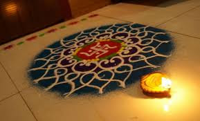 Easy Rangoli Designs For Diwali