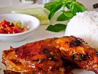 Resep Mudah Ayam Bakar Bumbu Komplit