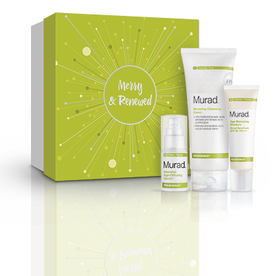 Murad Merry and Renewed Set ~ #Review #Giveaway #2016GiftGuide