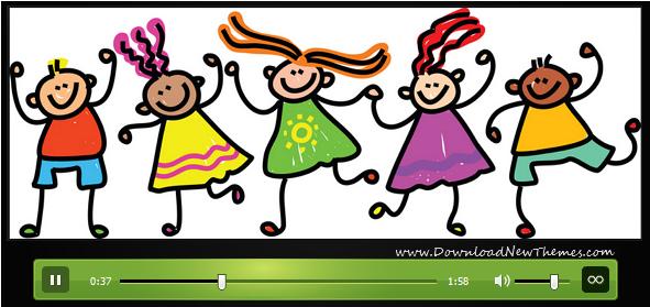 Free Happy Children Audio Jingle