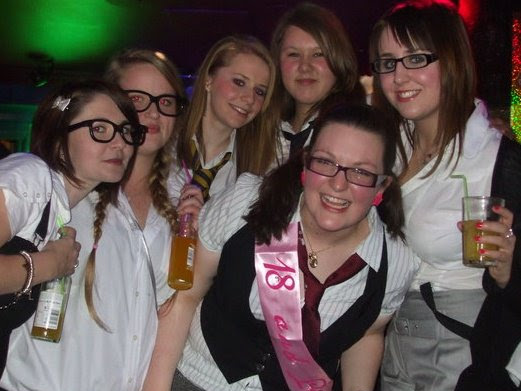 What I miss about nights out when I was 18
