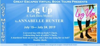 Upcoming Blog Tour 7/15/19