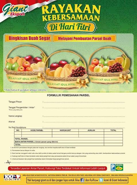 Katalog Harga Promo GIANT Ekspres & Ekstra JSM Akhir Pekan 06 - 08 April 2018