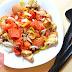 Εύκολη, δροσιστική σαλάτα με Βαλσάμικο και Παξιμάδια