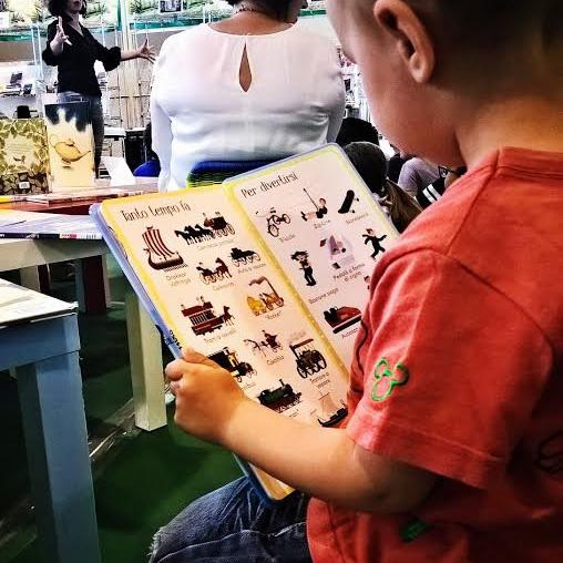 come leggere bambini piccoli