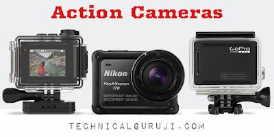 Action Camera in Hindi