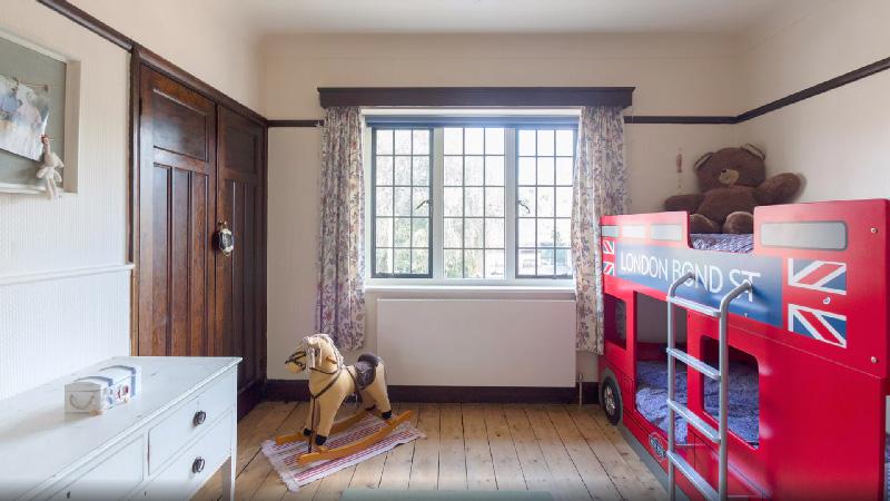 Dormire nelle case più belle di Londra: la quintessenza della bellezza camera