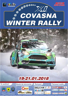 Winter Rally Covasna 2018