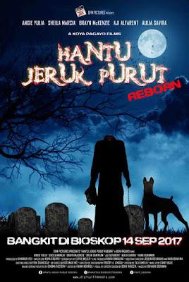 Sinopsis Film Hantu Jeruk Purut Reborn 2017