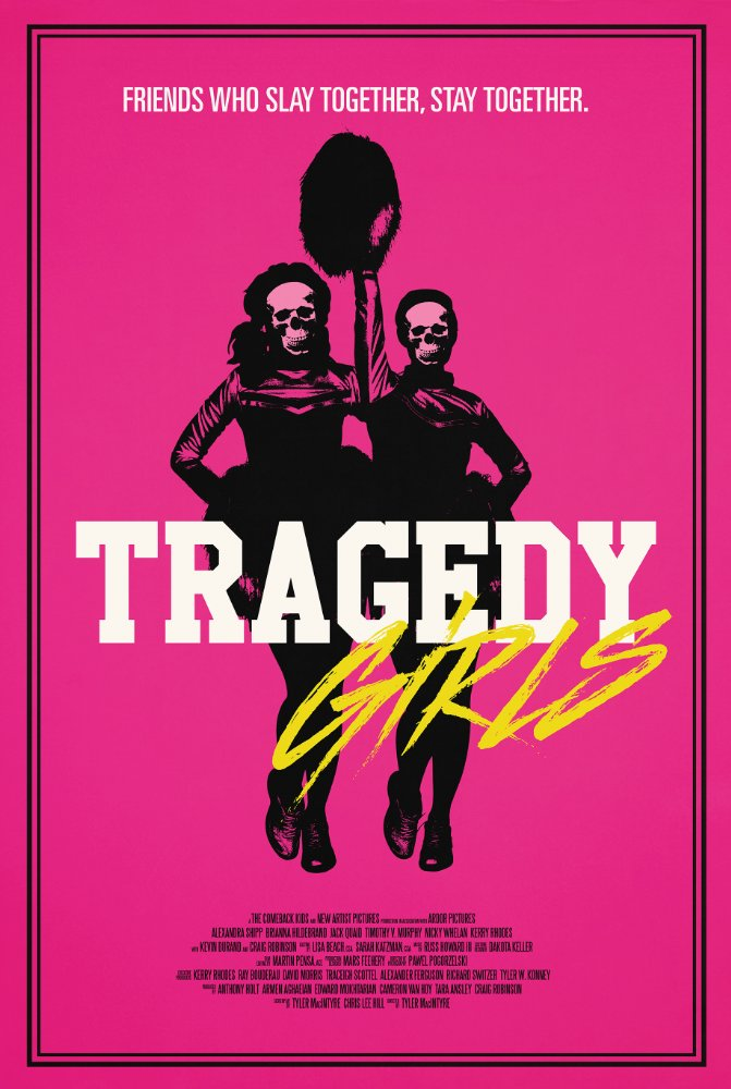 TragedyGirls Official Trailer - sandwichjohnfilms