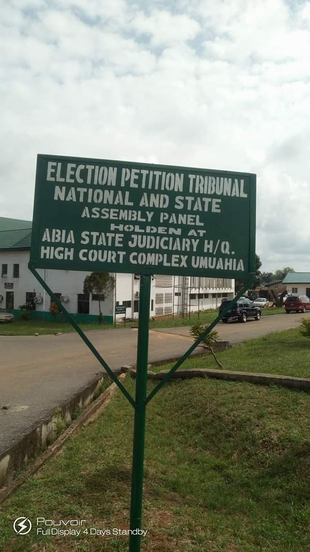 Tribunal strikes out a petition against Abia lawmaker