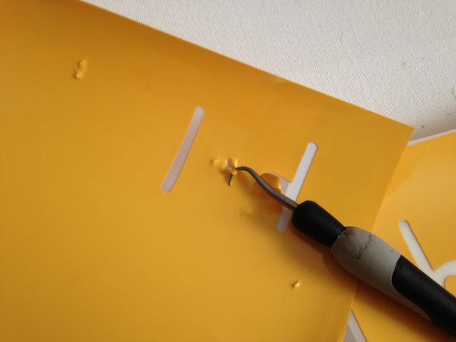 Silhouette, Silhouette blade, sharpening, cut foil, cutting foil