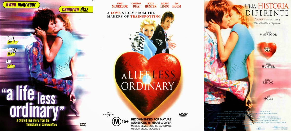 Life Less Ordinary - Życie mniej zwyczajne (1997)