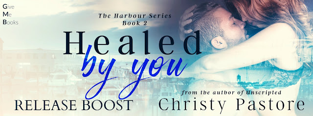 Release Boost - Healed by You by Christy Pastore