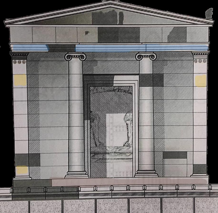 ΔΕΟΣ! Τεραστίων διαστάσεων η πρόσοψη του τάφου της Αμφίπολης! Γλυπτά βρέθηκαν… στο Λούβρο!
