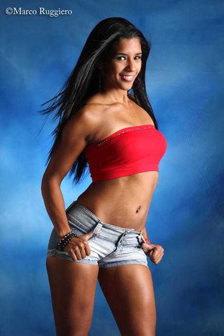 Women bikini big breasts