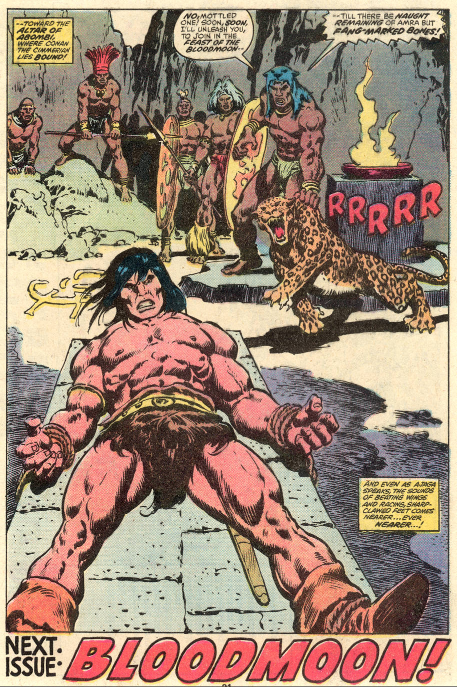Conan the Barbarian (1970) Issue #96 #108 - English 18