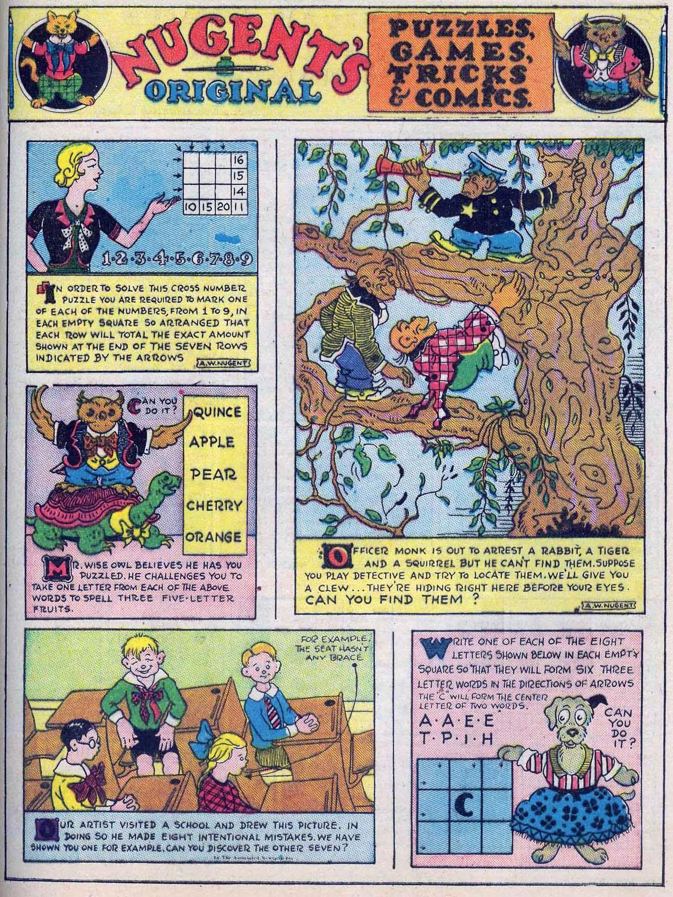 Read online All-American Comics (1939) comic -  Issue #24 - 49