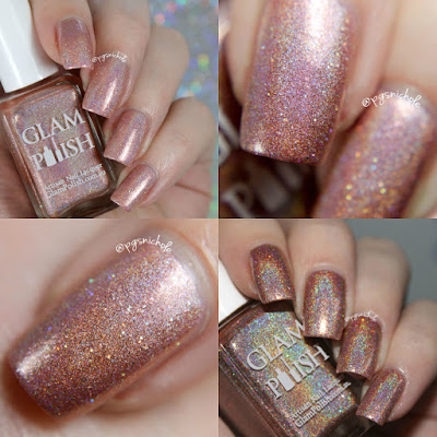 Gentlemen Prefer Blondes by Glam Polish