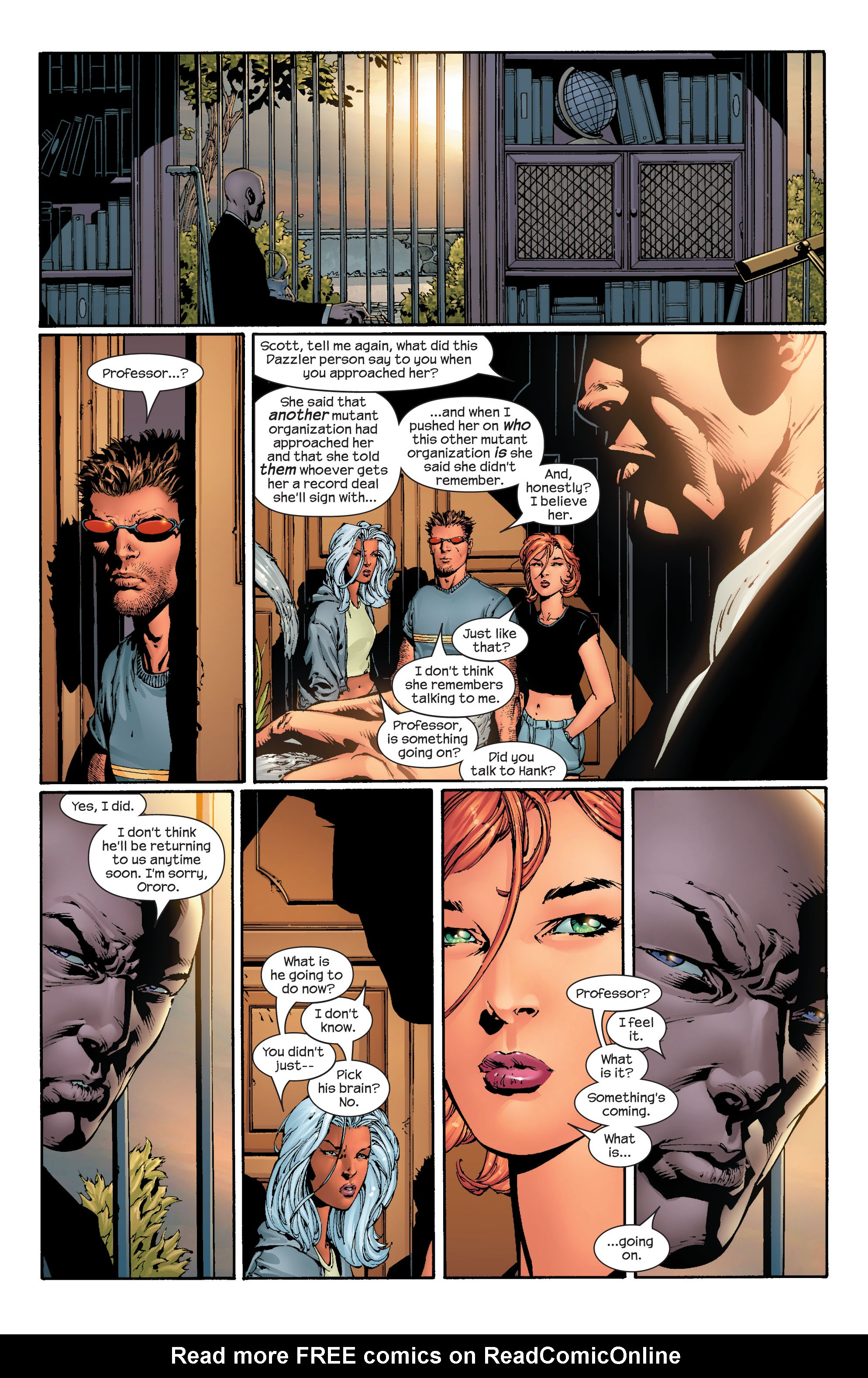 Read online Ultimate X-Men comic -  Issue #43 - 18