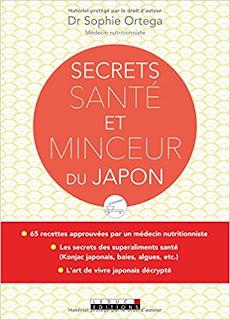 Secrets Santé Et Minceur Du Japon PDF