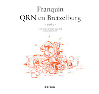 QRN en Bretzelburg Franquin. 1963