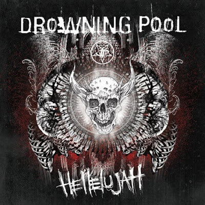 drowning pool - hallelujuah - cover album