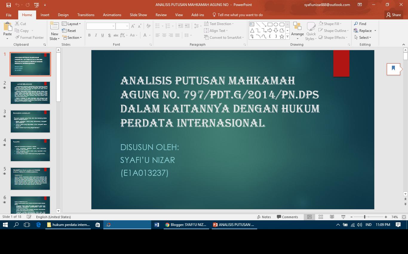 makalah hukum ketenagakerjaan Meat ball shop - implementasi uu tentang tindak pidana korupsi terhadap para pejabat negara kesatuan republik indonesia p r o p o s a.