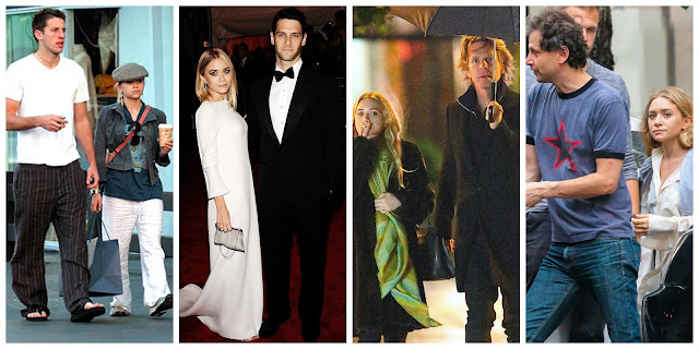 Mary-Kate and Ashley Olsen Boyfriends