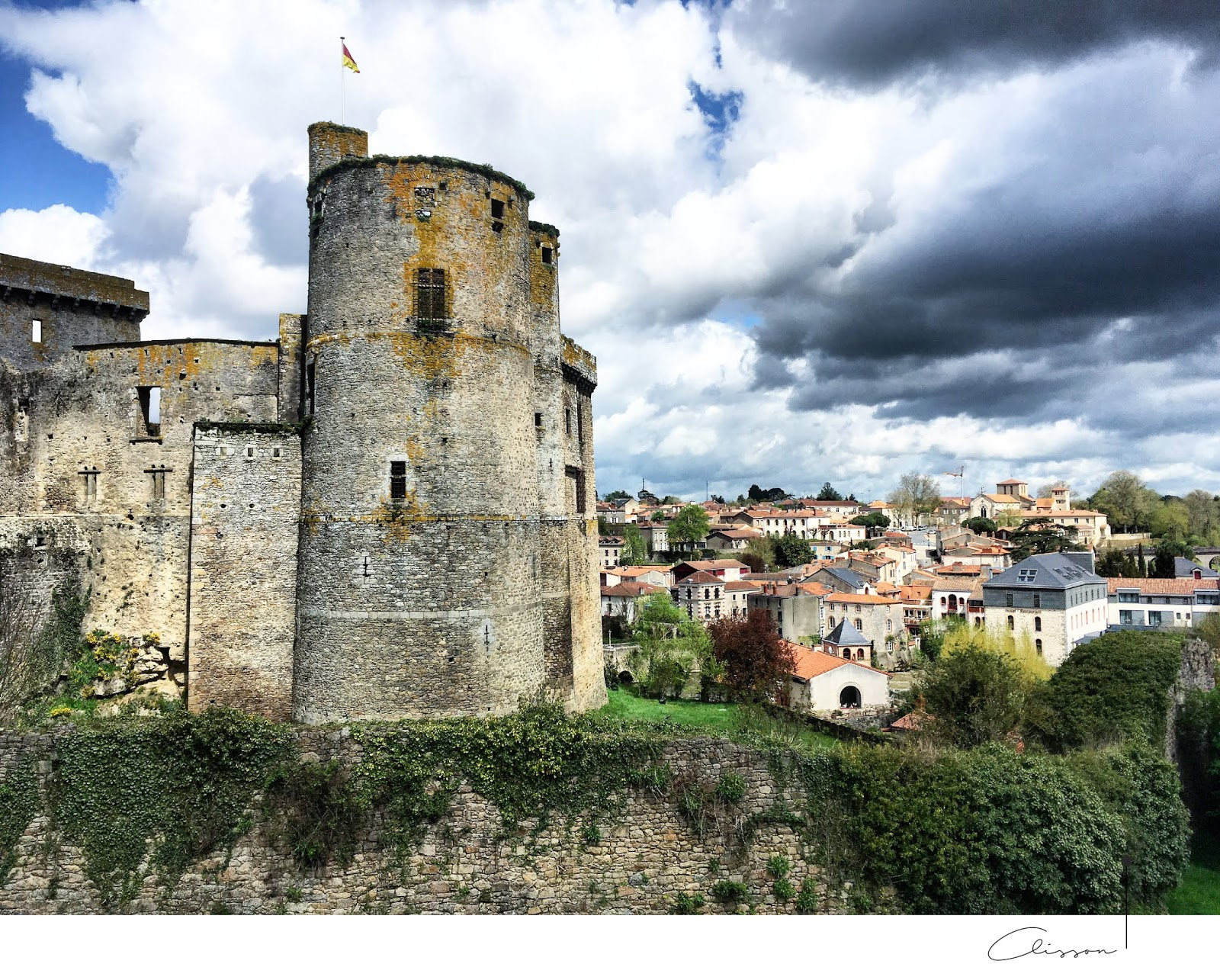 clisson-chateau