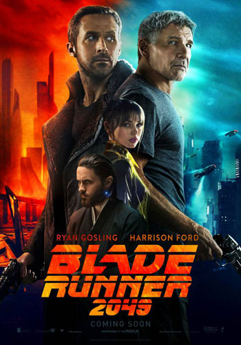 Blade Runner 2049 2017 HD Cam 720p BluRay 700MB Poster