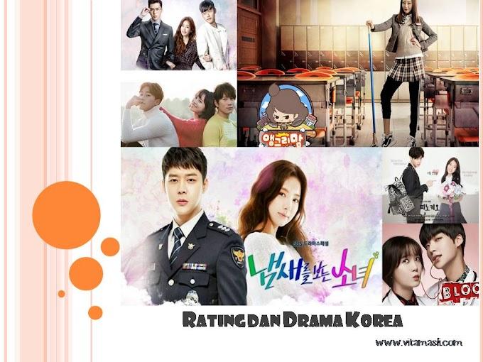 Tentang Rating dan Drama Korea