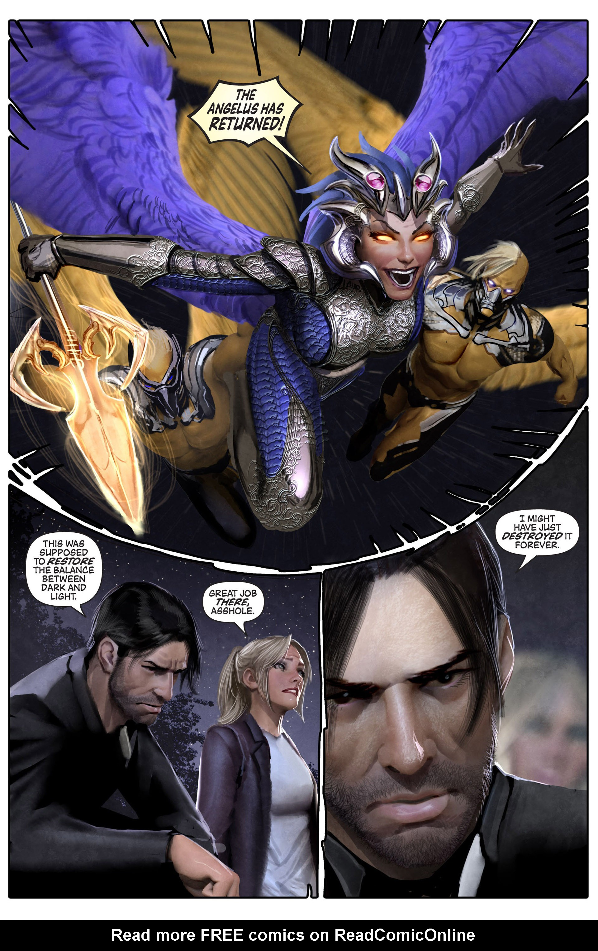 Read online Artifacts comic -  Issue #18 - 7
