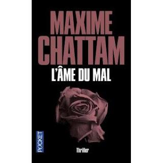 Maxime Chattam âme du mal