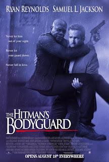 Nos vamos al cine, Samuel l jackson, salma hayek, ryan reynolds,cartelera, cine, película, Otro Guardaespaldas, The Hitman's BodyGuard,