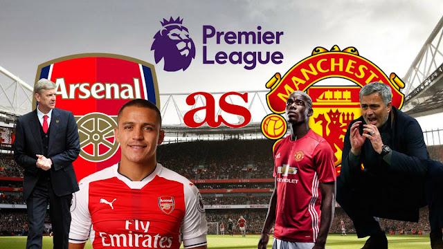 Arsenal za ta kara da Manchester United a gasar cin kofin FA karo na hudu