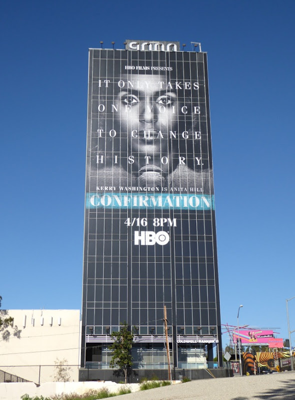 Giant Confirmation HBO Films billboard