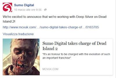 Dead Island 2 + Sumo Digital
