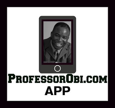 Professor Joseph Chikelue Obi