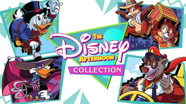 telecharger THE DISNEY AFTERNOON COLLECTION