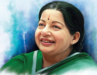 AIADMK Chief J. Jayalalithaa Second Death Anniversary