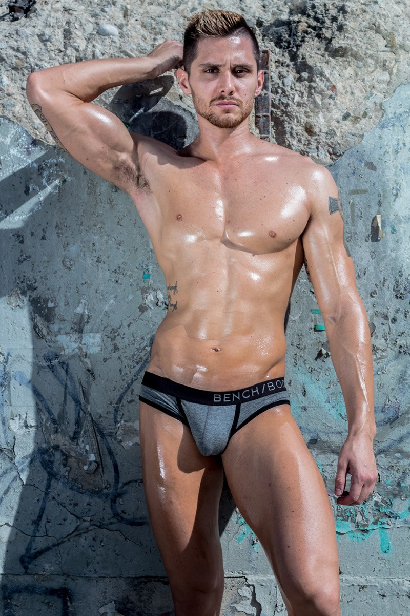 Cody Fitzpatrick Shirtless by Marc Victor