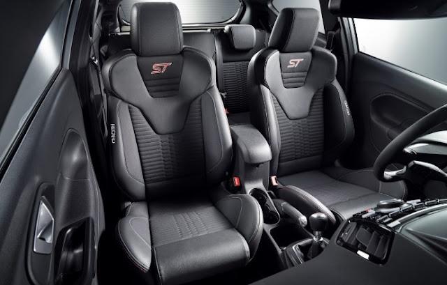 2017 Ford Fiesta ST200