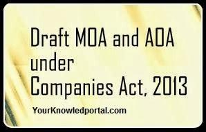 brief companies act 2013