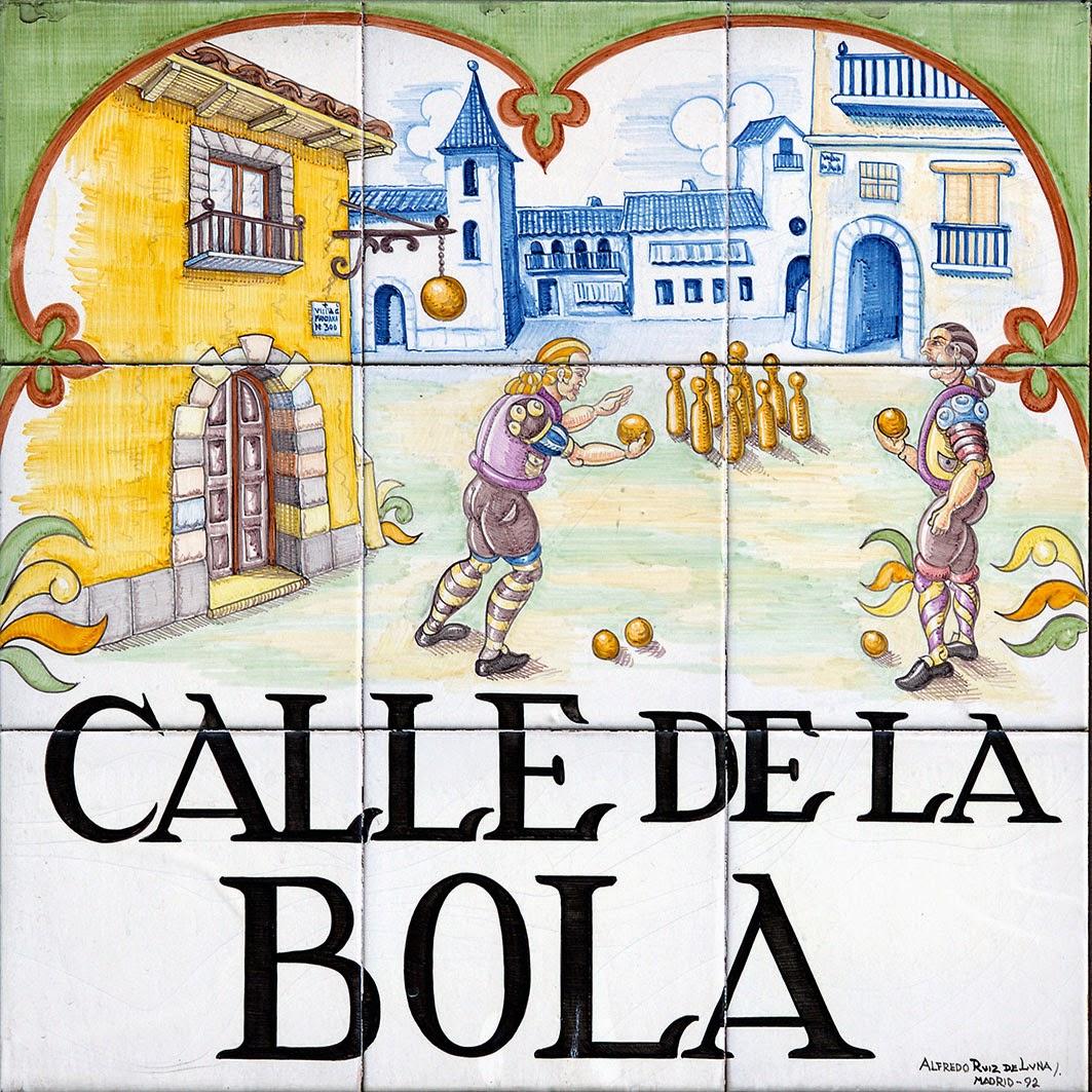 Calle de la Bola