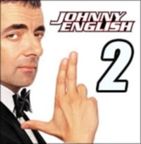 Johnny English 2 o filme