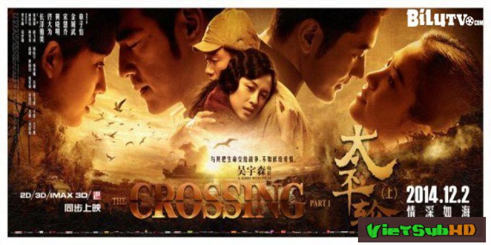 Phim Chuyến Tàu Định Mệnh VietSub HD | The Crossing 1 (Thái Bình Luân 1) 2014