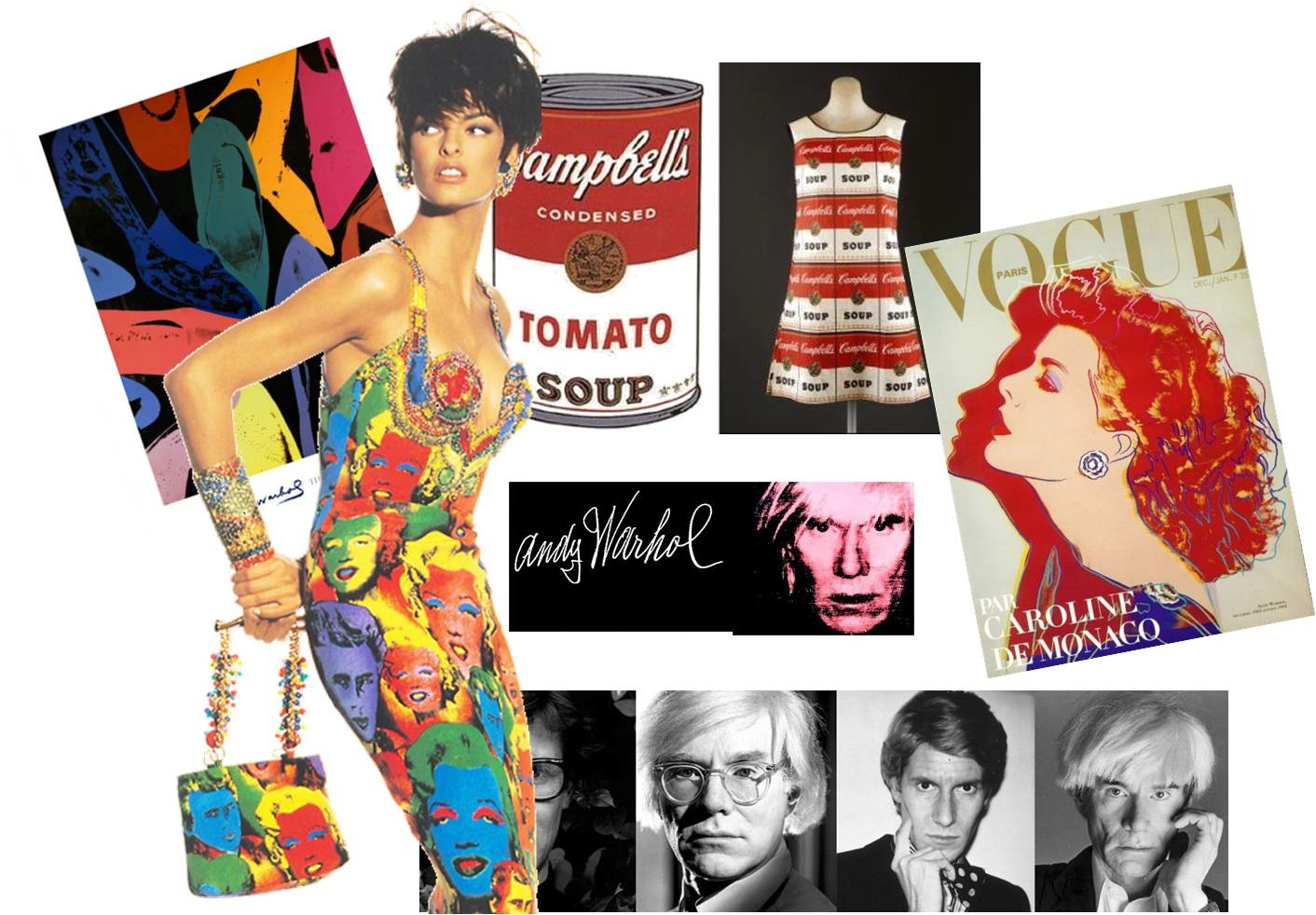 Favoloso Circus in Fashion: POP ART CONTAMINATION KL95